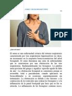 Tratamiento Del Asma Con Biomagnetismo