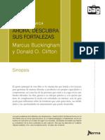 Ahora descubra sus fortalezas..pdf