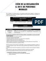 Taller Fiscal- Marco Legal Persona Moral 15
