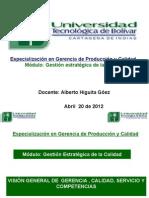 1. El Do y La Calidad -2012-1