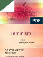 Feminism Theory