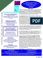 YIWH Bulletin February 20 10