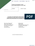 Strack v. Frey - Document No. 22