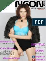 Yangon Star Digital Magazine July Issue 2015