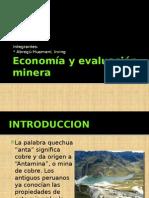 Economía y evaluación minera(antamina).pptx