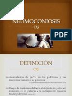 1. NEUMOCONIOSIS
