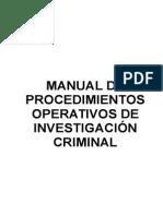 Manual de Procedimientos de Investigacion 2