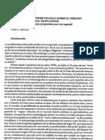 Historia del poder político en el Río de la Plata colonial (2003)