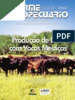 Produção de Leite com Vacas mestiças