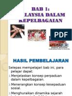 Bab 1- Malaysia Dalam Kepelbagaian Edit
