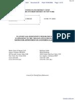 Floyd v. Doubleday et al - Document No. 25