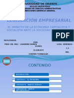 Impacto de La Economía en Venezuela