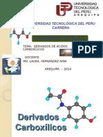 Derivados de Äcidos Carboxilicos (1)