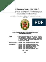 INV. Y ANÁLISIS DEL DELITO SEGURIDAD PÚBLICA (EBRIEDAD Y ARMAS) - GRUPO 3.doc