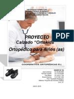 Calzado Ortokids Fase 01