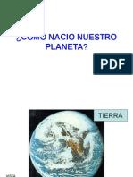 2- Como Nacio Nuestro Planeta[1]