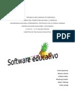 sofware educativo Suma y resta