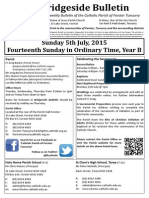 2015-07-05 - 14th Ordinary B