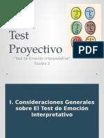 Test-Proyectivo