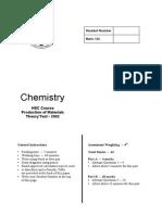 Ruse Chem Theory Pom Test