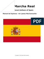 La Marcha Real-National Anthem of Spain Great Anthem
