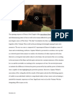 Apocalypse Now Opening Analysis