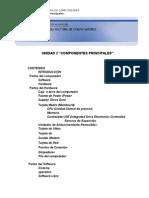 Unidad 2 - Componentes Principales