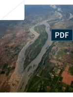 The Niger River in its youthfulness