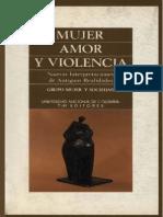 Mujer, Amor y Violencia