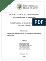 Proyecto Derechos Humanos