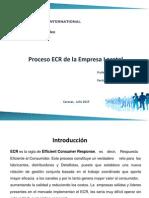 Proceso ECR de La Empresa Locatel