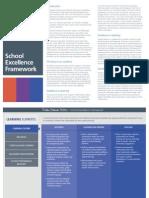 school excellence framework