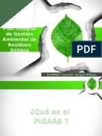 Plan Integral de Gestión Ambiental de Residuos Sólidos