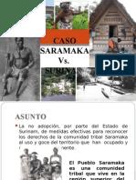 Caso Saramaka