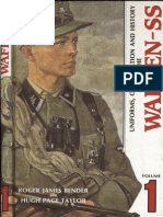 Uniforms, Organization and History of the Waffen-SS Vol.1