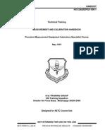 Metrology Handbook