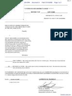 Sundwall et al v. Kelleher et al - Document No. 9