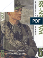Uniforms, Organization and History of the Waffen-SS Vol.5