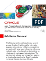 Agile for Pharma Devices_ppt