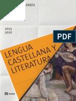 Lengua Castellana y Literatura 1