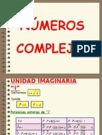 Numeros Complejos i