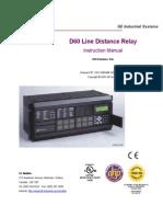 Protection Manual GE d60man-k1