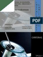 Grifería y Válvulas