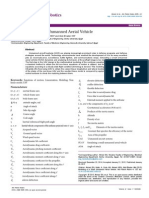 Modelling of a Small Unmanned Aerial Vehicle 2168 9695 1000126