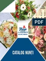 Catalog Nunti