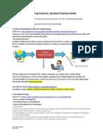 Arduino Guideline