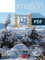 NZ Freemason Magazine Issue 2 June 2015