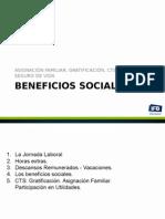 CONTA - LAB Sesión 12, 13 y 14 - Jornada Laboral, Vacaciones y Beneficios Sociales