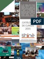 Catálogo de Formación de Grupo Shinè 2015