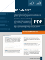 Iris Data Brief Focus on Beneficiaries